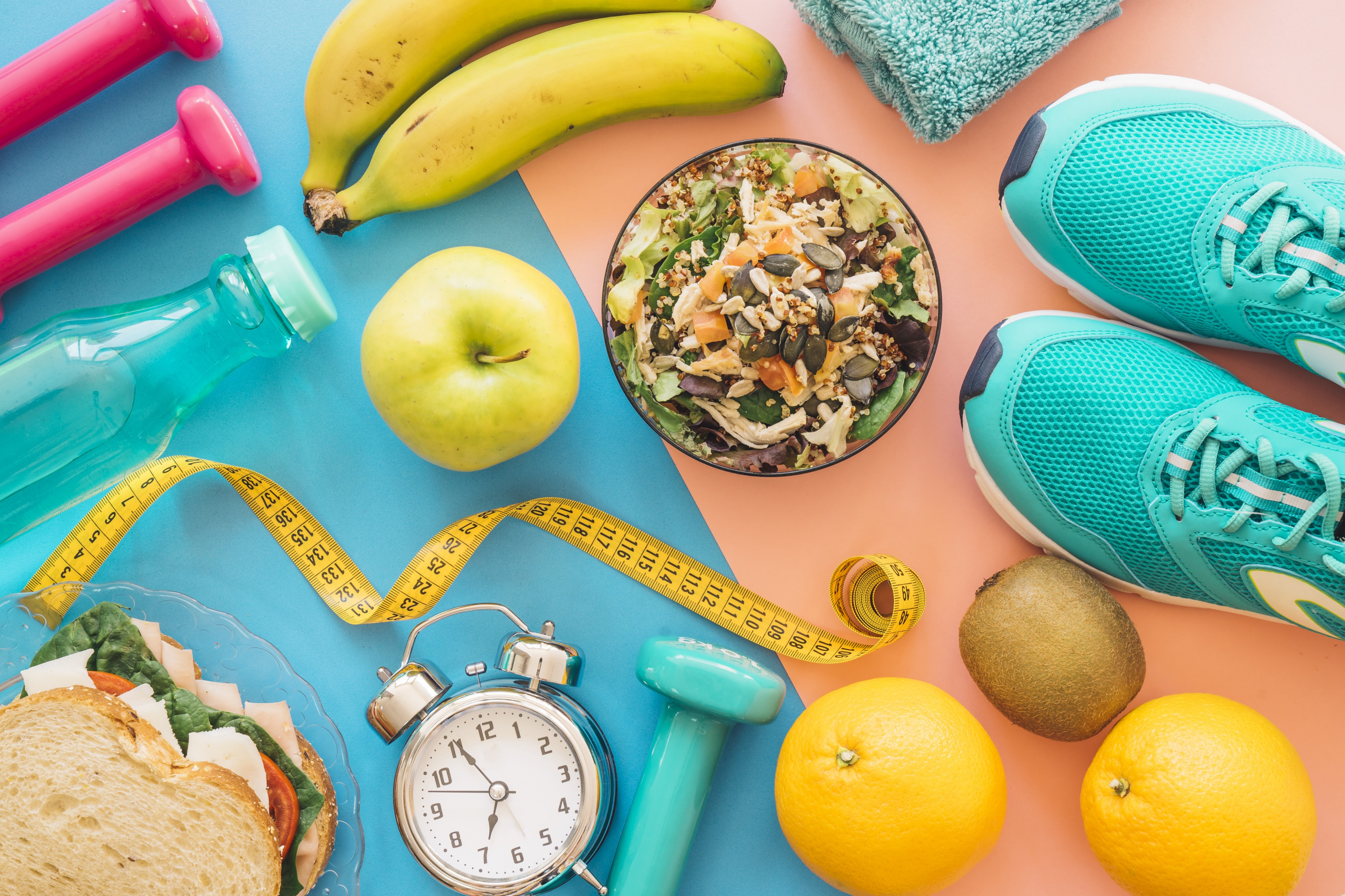 staying healthy in daily life